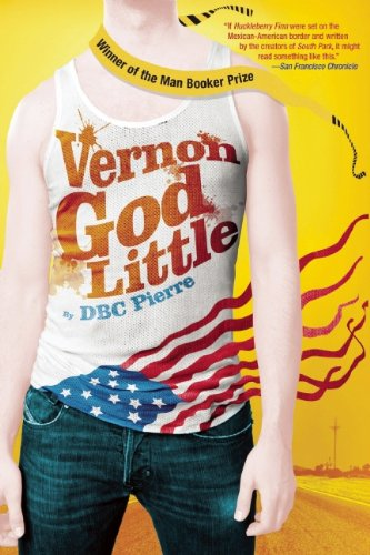 Book cover for Vernon God Little