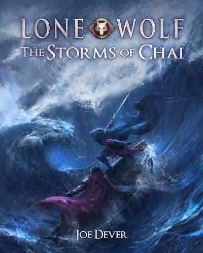 The Storms of Chai (Lone Wolf) por Joe Dever