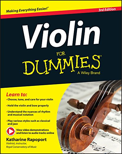 violin-for-dummies