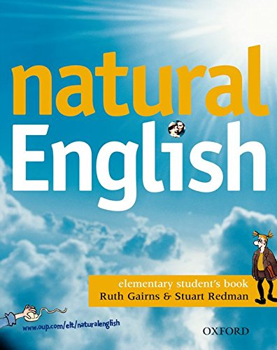 Natural English Elementary. Student's Book: Student's Book Elementary level