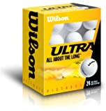 Wilson Ultra Distance 24 Ball Value Pack Mens -