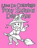Livre De Coloriage Pour Enfants Dès 3 Ans Pour Les Filles