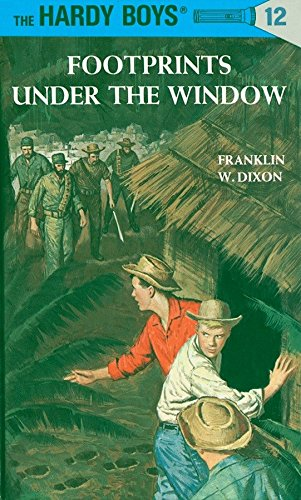 Hardy Boys 12: Footprints Under the Window (The Hardy Boys, Band 12)