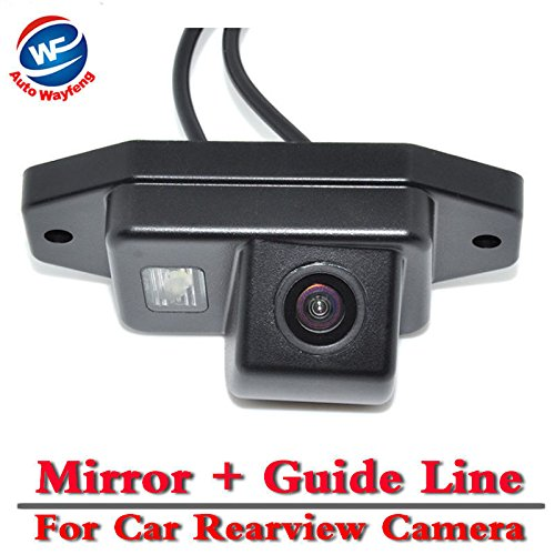 Auto Wayfeng® HD CCD Voiture caméra arrière Caméra de recul pour 2002-2009 Toyota Land Cruiser 120 Série Toyota Prado 2700 4000