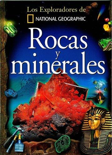 Rocas y minerales (NO FICCION INFANTIL) por Tracy Staedter