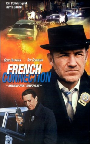 French Connection 1 [VHS]
