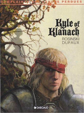 Complainte lande p.anc édition t4 kyle of klanach par Rosinski Dufaux
