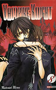 Vampire Knight Edition simple Tome 8