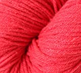 #4: New Coral Knitting/Crochet 100% Acrylic worsted weight (Double Knitting) thickness 8ply Yarn (85 gms)