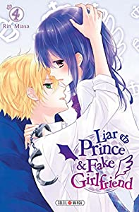 Liar Prince and Fake Girlfriend Edition simple Tome 4