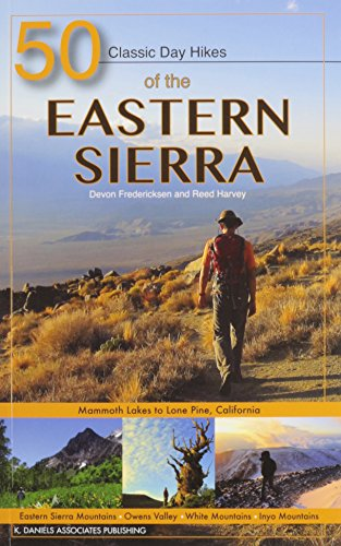 50 Classic Day Hikes of the Eastern Sierra