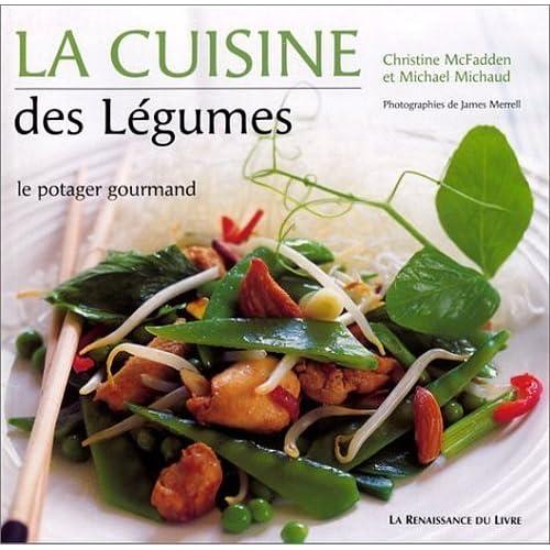 La cuisine des legumes