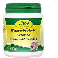 cdVet Naturprodukte Wurm-o-Vet forte Hund 150g
