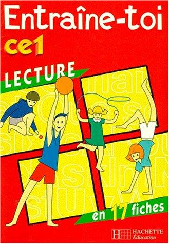 Entraîne-toi : lecture, CE1 par Florence Gendrel