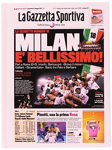 Fiori Paolo Juego de bolsos escolares, Rosa/Rosso/Nero (Rosa) - GZ300/M Fiori Paolo