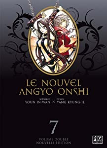 Le Nouvel Angyo Onshi Edition double Tome 7