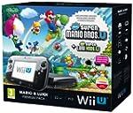 Wii U - Console Mario E Luigi Premium...