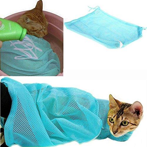 la-vie-sac-de-lavage-reglable-sac-nettoyage-avec-filet-en-polyesterpour-chat-chaton-petit-chien-toil
