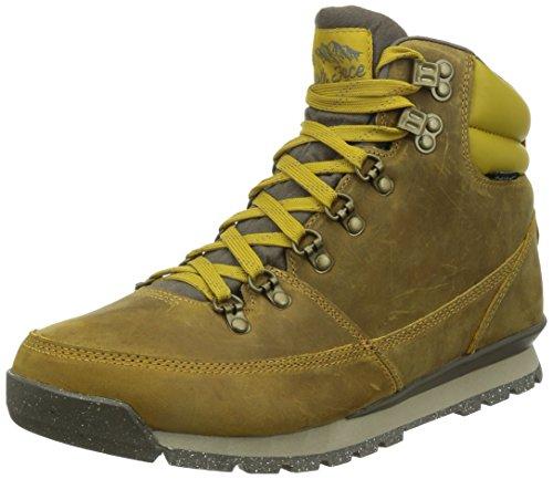 North Face-To-Back M Berkeley Redux Leather, Scarpe Da Pallamano, Uomo Multicolore Size: 43