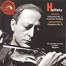 Bruch Scottish Fantasy & Violin Concerto 1, Vieuxtemps 5