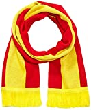 MLT Belts & Accessoires Espana Bufanda Multicolor (Gelb 2210), única (Talla del Fabricante: 17x150cm)