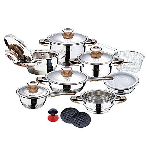 Berlinger Haus Thermo Controle 19Piezas Utensilios de Cocina Set III