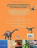 Dinosaurier und andere Tiere der Urzeit für clevere Kids: Lexikon mit über 1500 farbigen Abbildungen -