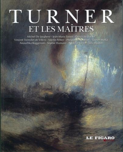 Turner et les maîtres