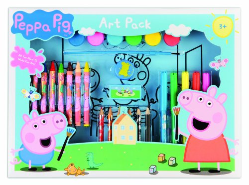 Anker Peppa Pig - Accesorios para pintar