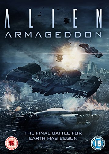 Alien Armageddon [DVD] by Katharine McEwan