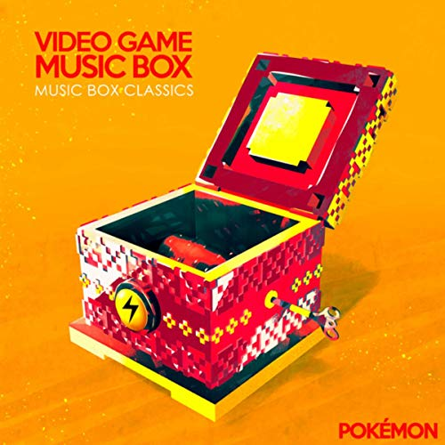 Music Box Classics: Pokémon (Pokemon Music Box)