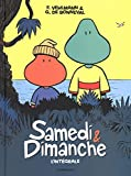 vignette de 'Samedi et Dimanche (l'intégrale) (Gwen de BONNEVAL)'