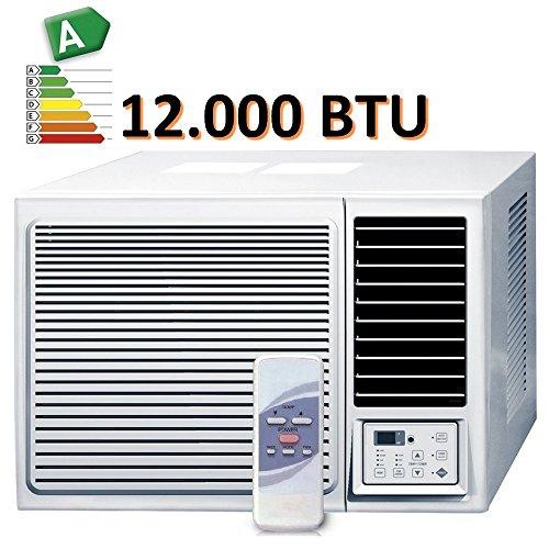 Climatizzatore 12.000 btu incasso a finestra - compressore toshiba - pompa di calore