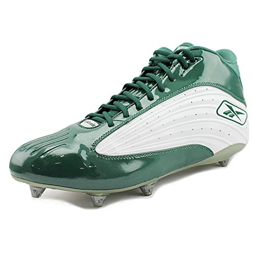 Reebok Outside Speed Mid D Synthetik Klampen White/Green