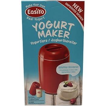 EasiYo Manual Yoghurt Maker (Homemade Yogurt in 8 Hours)
