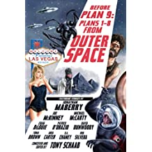 Before Plan 9: Plans 1-8 from Outer Space (English Edition)