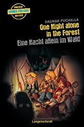 One Night Alone in the Forest - Eine Nacht allein im Wald (Englische Krimis für Kids)