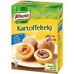 Knorr Beilagen Kartoffelteig (für 2 x 10 Obstknödel oder 2 x 5 Fleischknödel) - 280gr