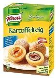 Knorr Beilagen Kartoffelteig (für 2 x 10 Obstknödel