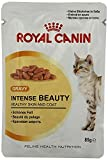 #9: Royal Canin Intense Beauty Wet Cat Food, 85 g (Buy 15 Poches Get 5 Free) Total 20 Pouches