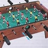 Kicker / Tischfussball aus Holz – Mini-Soccer - 3