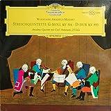 Mozart: Streichquintette G-Moll KV 516 & D-Dur KV 593 [Vinyl LP] [Schallplatte]