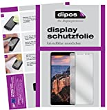 dipos I 6X Schutzfolie klar passend für M-Horse Pure 1 Folie Displayschutzfolie
