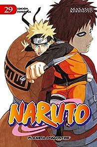 Naruto nº 29/72 par Masashi Kishimoto