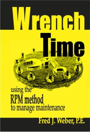 Wrench Time... using the RPM method to manage maintenance