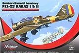Mirage Hobby 481304 - Bomber PZL-23 Karas I & II