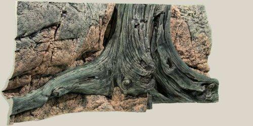 Aquarienrückwand Amazonas 120x50cm