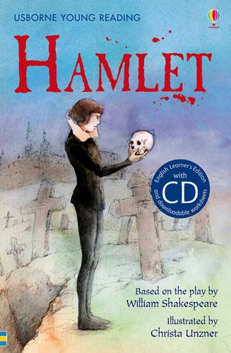 Hamlet: Usborne English-Upper Intermediate (Young Reading CD Packs) (Young Reading Series 2)