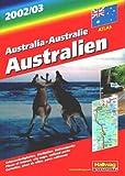 Australien Atlas 2002/2003. Sehenswürdigkeiten, Stadtpläne, Nationalparks -