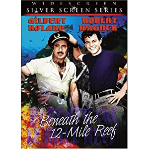 Beneath the 12 Mile Reef [DVD] [1953] [Region 1] [US Import] [NTSC]